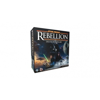 Star Wars Rebellion - DE