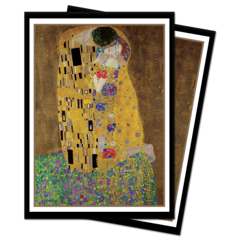 UP - Sleeves Standard - Fine Art - The Kiss (100 Sleeves)