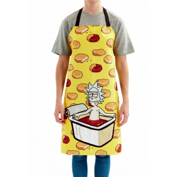 Funko POP! Home - Rick & Morty - Apron: Szechuan Sauce