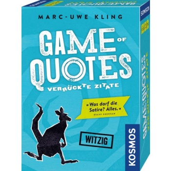 Game of Quotes - DE