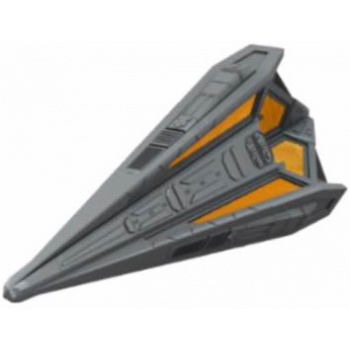 Star Trek: Attack Wing - Tholian Starship (Wave 12) Expansion Pack - EN