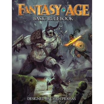 Fantasy AGE Basic Rulebook - EN