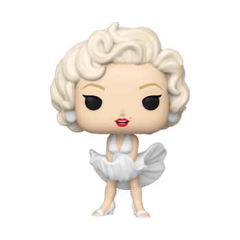 Funko POP! Marilyn Monroe (White Dress) Vinyl Figure 10cm