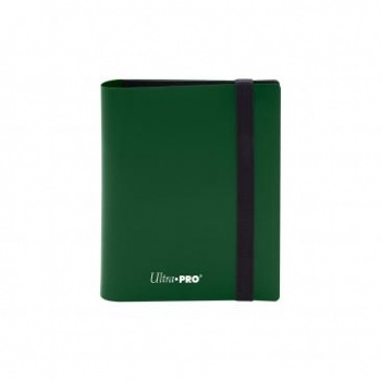 UP - 2-Pocket PRO-Binder - Eclipse Forest Green