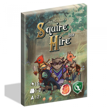 Squire for Hire - EN