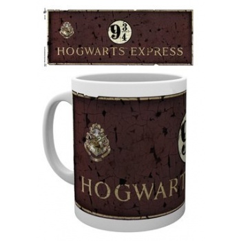 GBeye Mug - Harry Potter Platform 9 3/4