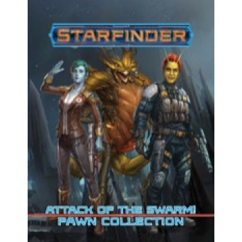 Starfinder Pawns: Attack of the Swarm! Pawn Collection - EN