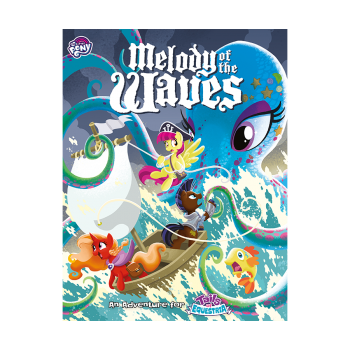 My Little Pony: Tails of Equestria - Melody of the Waves - EN