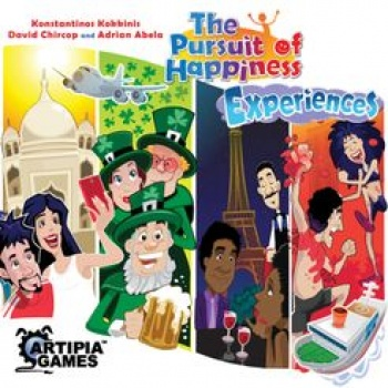 The Pursuit of Happiness - Experiences Expansion - EN