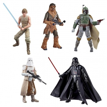 Star Wars E5 40Th Anniversary Figures Assortment (5) Wave 3