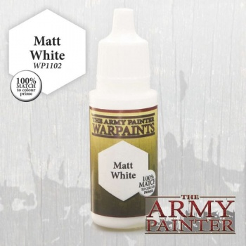 The Army Painter - Warpaints: Matt White