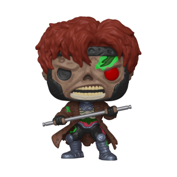 Funko POP! Marvel Zombies - Gambit Vinyl Figure 10cm