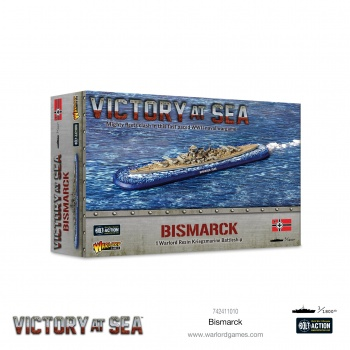 Victory at Sea: Bismarck - EN