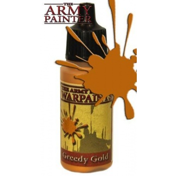 The Army Painter - Warpaints: Greedy Gold