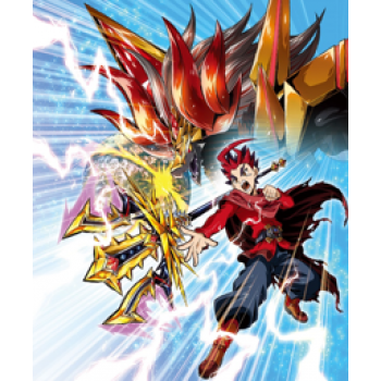 Future Card Buddyfight - Ace Ultimate Booster Display Vol.6 Buddy Again Vol.3 Beyond the Ages (10 Packs) - EN