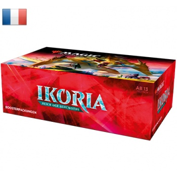 MTG - Ikoria: Lair of Behemoths Booster Display (36 Packs) - FR
