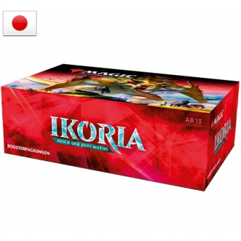 MTG - Ikoria: Lair of Behemoths Booster Display (36 Packs) - JP