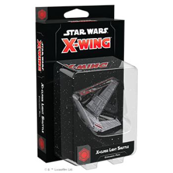 FFG - Star Wars X-Wing 2nd Edition Xi-Class Light Shuttle Expansion Pack - EN