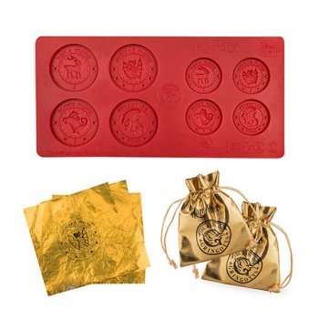 Harry Potter - Gringotts Bank Coins Mold