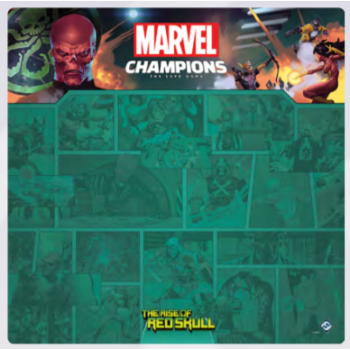 FFG - Marvel Champions: The Rise of Red Skull playmat