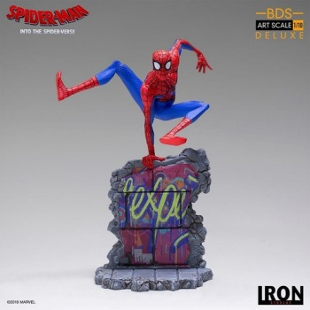 Spider-Verse Spider-man 1/10 art scale