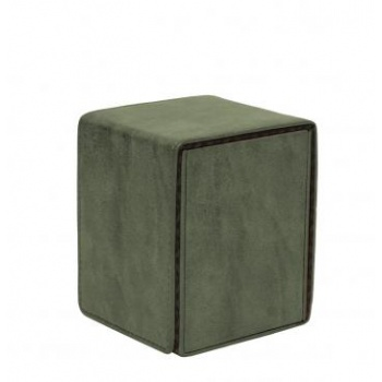 UP - Alcove Flip Box Suede Collection - Emerald