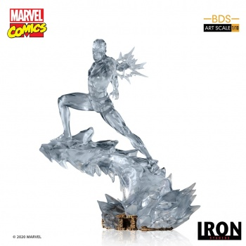 Marvel Comics - Iceman BDS Art Scale 1/10
