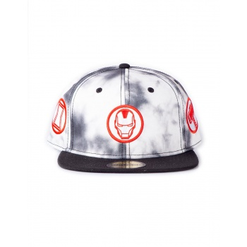 Marvel - Tye Dye Badge Snapback