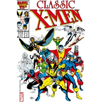 Marvel Steel Cover 1 - Classic X-Men - Format Comics