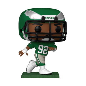 Funko POP! POP NFL: Legends- Reggie White (Eagles) Vinyl Figure 10cm