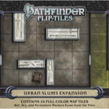 Pathfinder Flip-Tiles: Urban Slums Expansion