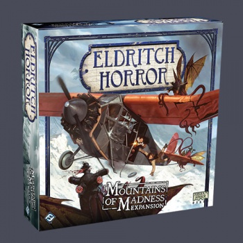 FFG - Eldritch Horror: Mountains of Madness - EN