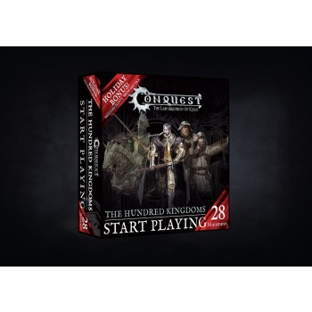 Conquest: The last Argument of Kings - Hundred Kingdoms: Start Playing Holiday Gift Set Wave 1 - EN