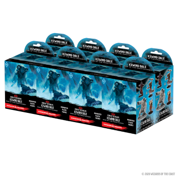 D&D Icewind Dale: Rime of the Frostmaiden: 8ct Brick (Set 17) - EN