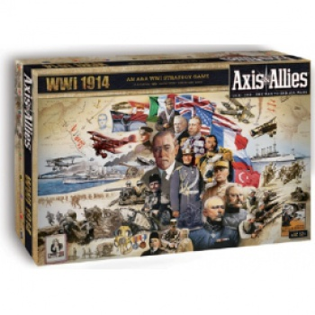 Axis & Allies 1914 Board Game (WWI) - EN