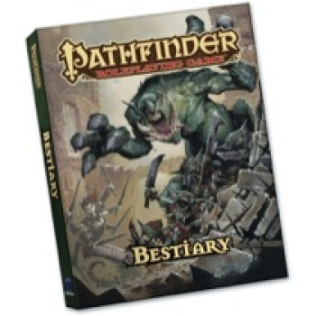 Pathfinder Roleplaying Game Bestiary (OGL) Pocket Edition - EN