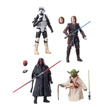 Star Wars The Black Series Archive Action Figures Assortment (8) Wave 2