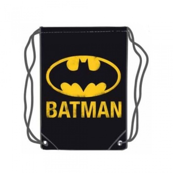 Batman Classic Logo Gym Bag