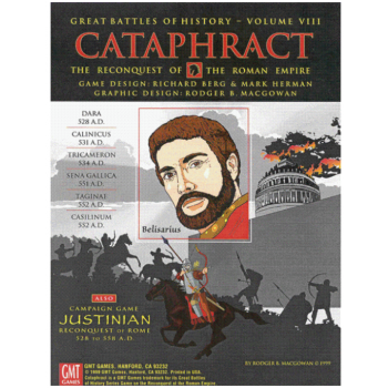 Cataphract, 2nd Printing - EN