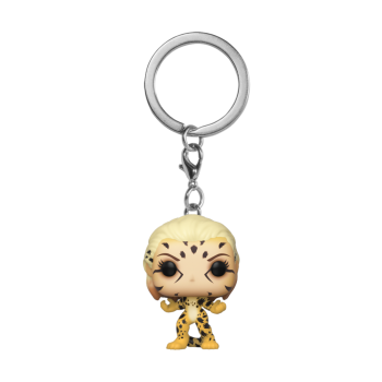 Funko POP! Keychain WW84 Cheetah Vinyl Figure