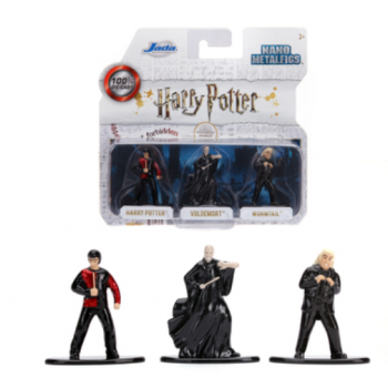 "Harry Potter 1.65"" 3 Pack Nano"