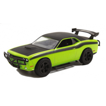 F&F Build+Collect Dodge Challenger 1:55