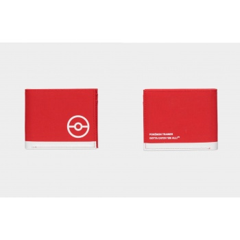 Pokémon - Trainer TECH Bifold Wallet