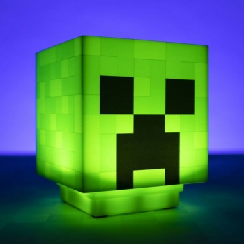 Minecraft - Creeper Light BDP