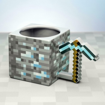 Minecraft - Pickaxe Mug