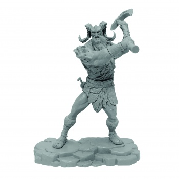 D&D Icewind Dale: Rime of the Frostmaiden - Frost Giant Ravager (1 fig)