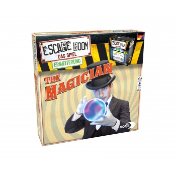 Escape Room Magician - DE
