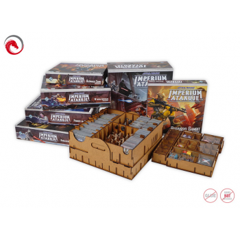 e-Raptor Insert Star Wars : Imperial Assault + all expansion
