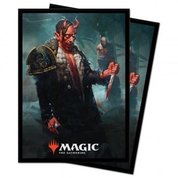 UP - Magic: The Gathering Kaldheim 100ct Sleeve featuring Planeswalker Art 1