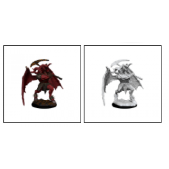 Magic the Gathering Unpainted Miniatures: Rakdos, Lord of Riots (Demon)